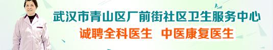 武汉市青山区厂前街社区卫生服务中心